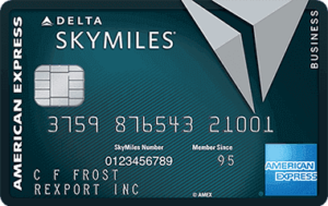 Delta Reserve for Business Credit Card from American Express OPEN