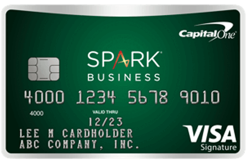 capital one spark cash for business credit card review  nav