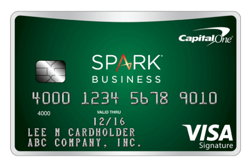 5 business credit cards with 0 apr promotional financing nav capital one spark cash select for business reheart Images